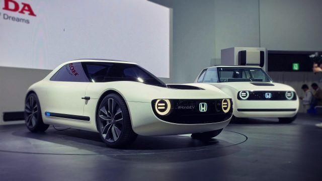 2020 Honda Sports Ev Review Price Release Date Tokyo Motor Show Tokyo Auto Show Electric Sports Car