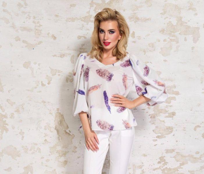 Bluzka Meris - LATTORE - Koszule damskie