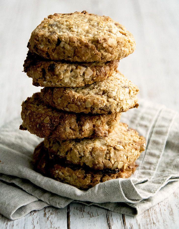 Havregryns Cookies ➙ Opskrift fra Valdemarsro.dk