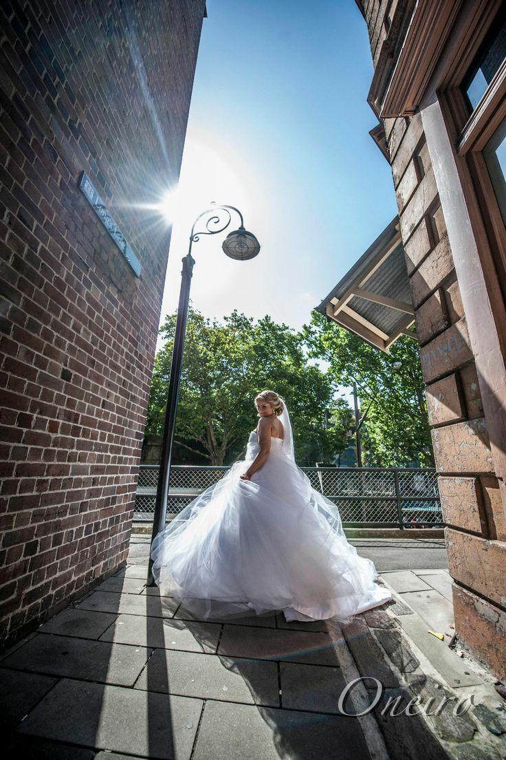 Shereen S. Idora Bridal's gorgeous bride