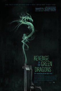 Revenge of the Green Dragons (2014) Poster