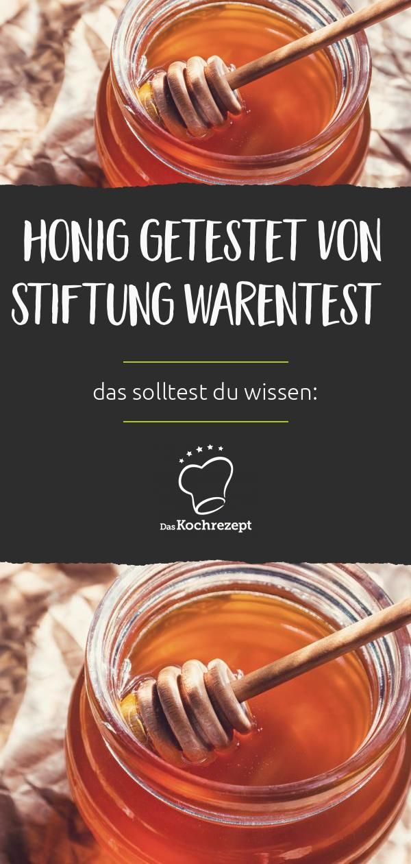 Stiftung Warentest Manuka Honig