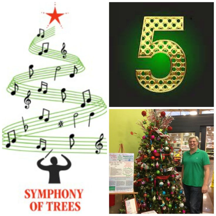 Only FIVE more days to get your 2015 Symphony of Trees holiday raffle tickets!! Don't miss out on the great prize packages!  Visit www.rsol.org for information.