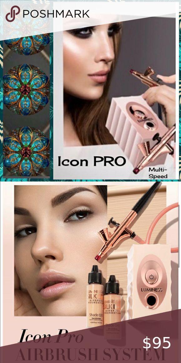 ️•Luminess Airbrush System Icon PRO Multi Speed • NWT