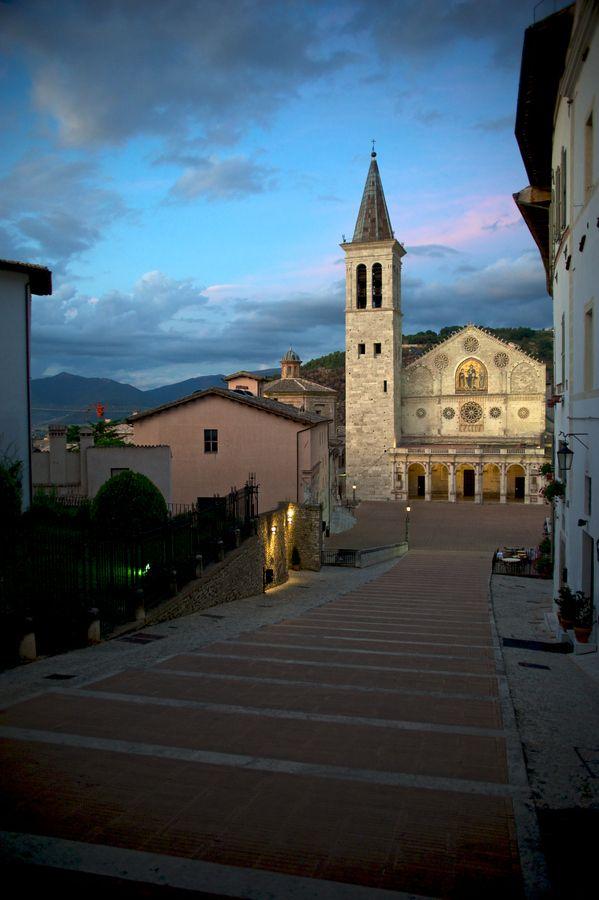 Santa Maria dell'Assunta, Spoleto, Italy