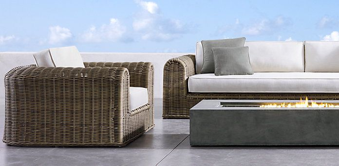 62 best images about furniture outdoor on pinterest outdoor furniture outdoor living and - Restoration hardware patio ...