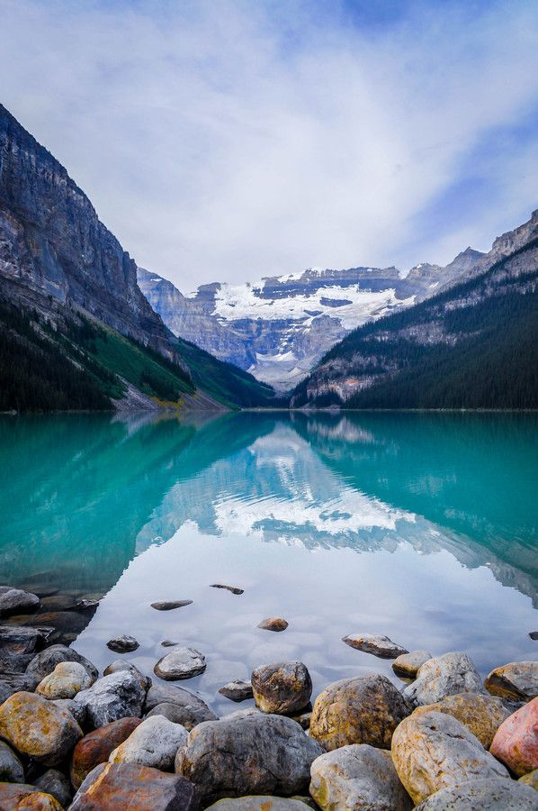 Lake Louise- This is a must-go in the next couple of years..