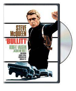 Bullitt: Steve McQueen, Jacqueline Bisset, Robert Vaughn, Peter Yates