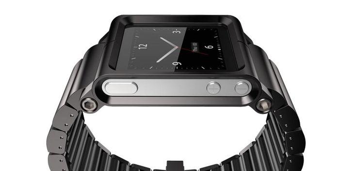 Patentes de Apple sugieren que está pensando de nuevo en el iPod Watch - http://www.actualidadiphone.com/apple-registro-patentes-hong-kong-reloj-ipod/