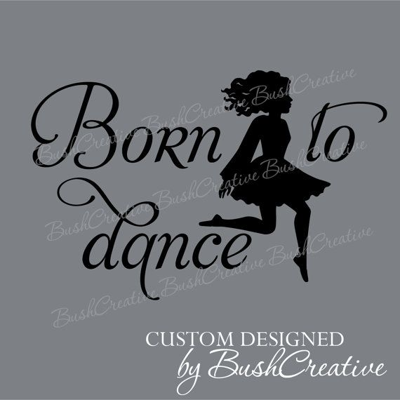 Best BushCreative Wall Decals Images On Pinterest Vinyl Wall - Custom vinyl wall decals dance