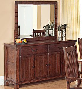 AYCA Furniture 202007 Fergus County Buffet Sideboard   Home Furniture  Showroom