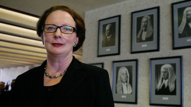 High Court gets first female chief justice - 9news.com.au