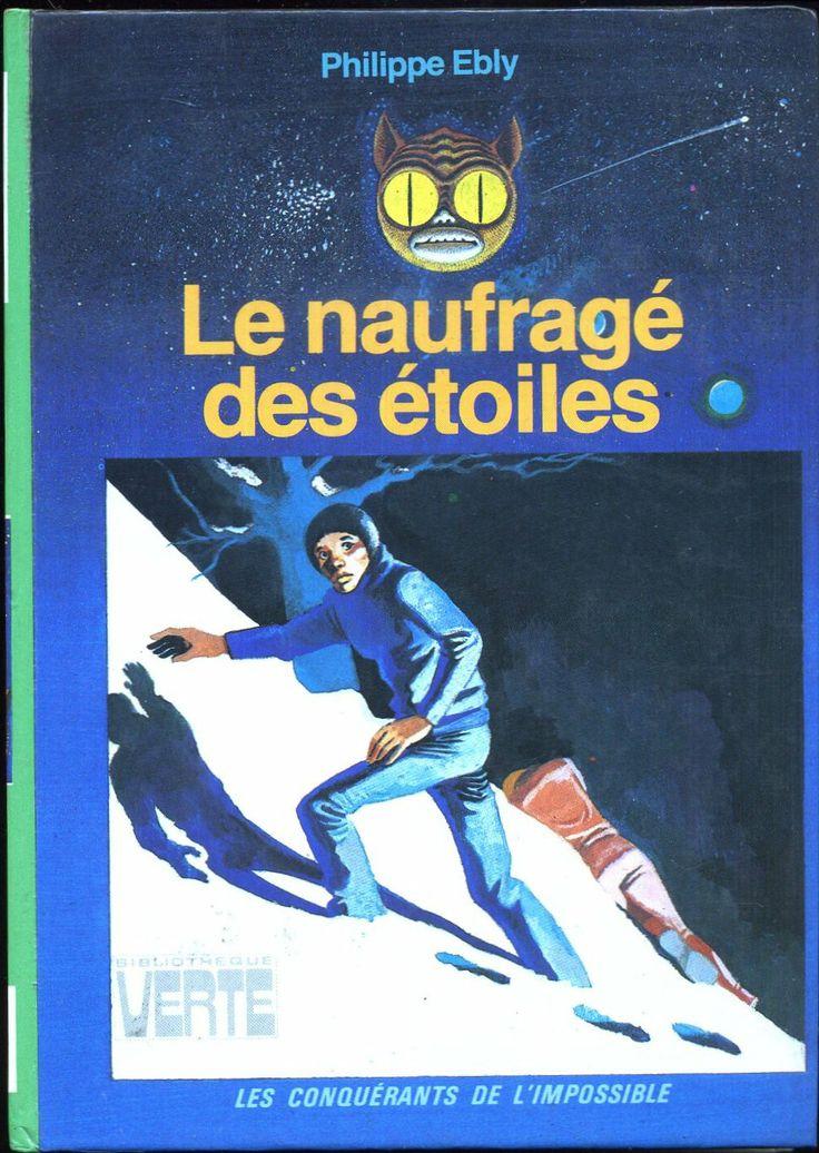 Philippe Ébly Hachette Bibliothèque Verte 1980