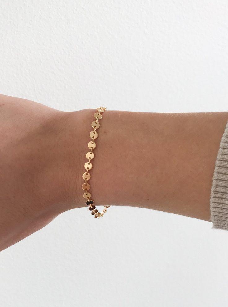Made by Mary Poppy bracelet
