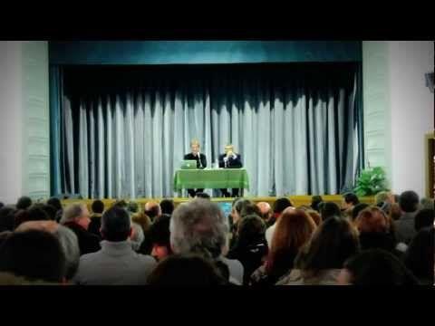 """▶ Conferenza su """"Il profumo dei limoni"""" - YouTube"""