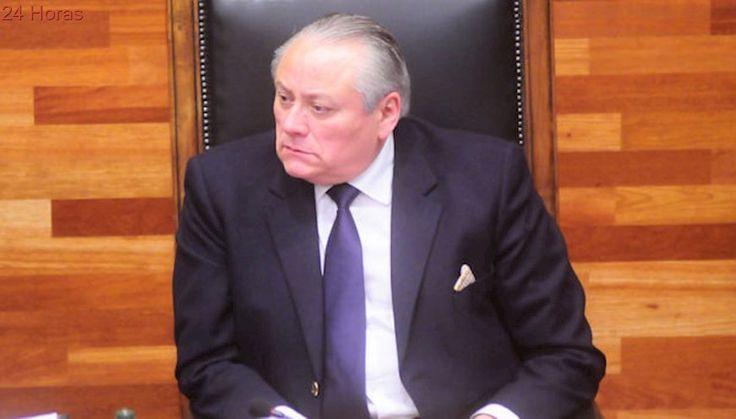 Ministro Aróstica asumirá este lunes como nuevo presidente del Tribunal Constitucional