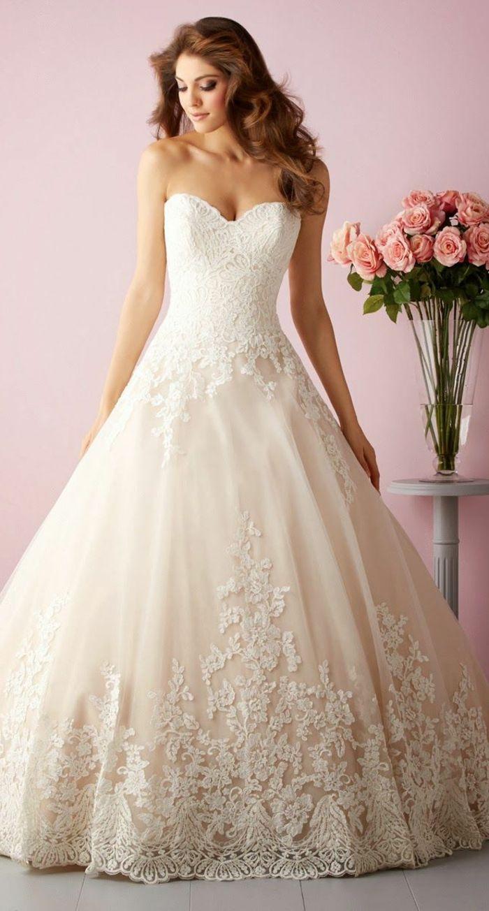 18 besten Hochzeitskleid*-* Bilder auf Pinterest   Bräutigamkleidung ...