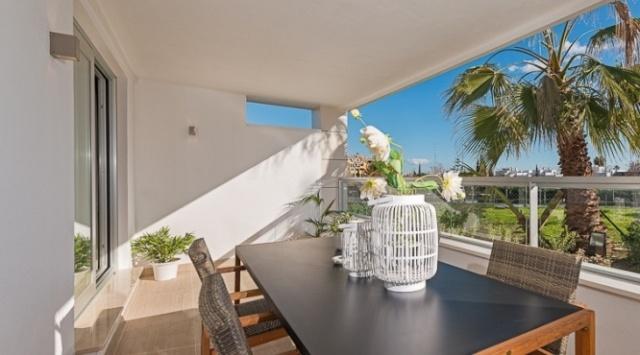 Price from 195,000 Euros - Los Arqueros Beach, Spanish property development for sale in San Pedro de Alcantara, Spain. Off Plan property in San Pedro de Alcantara
