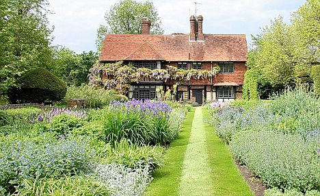 59 best images about gertruda jekyll on pinterest for Gertrude jekyll garden designs