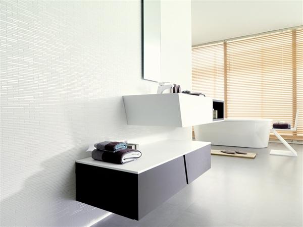 Venis 'Manhattan Blanco' | Mosaic Range Tiles | #ceramo
