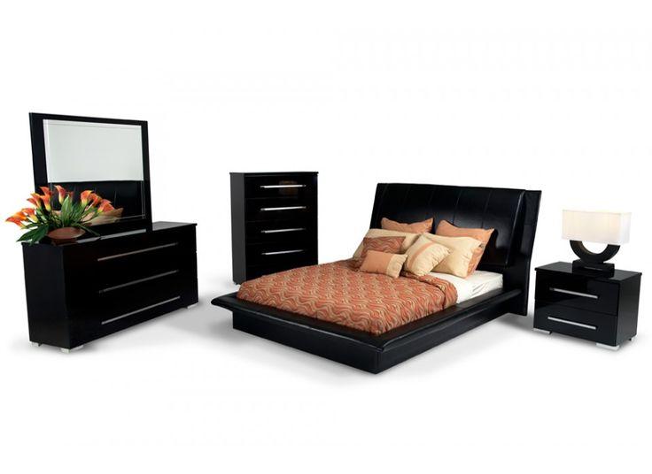 Dimora 8 Piece Queen Bedroom Set | Dimora | Bedroom Collections | Bedroom | Bob's Discount Furniture