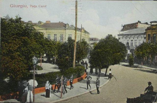 Radio Romania International - Un oraș dunărean aproape uitat: Giurgiu