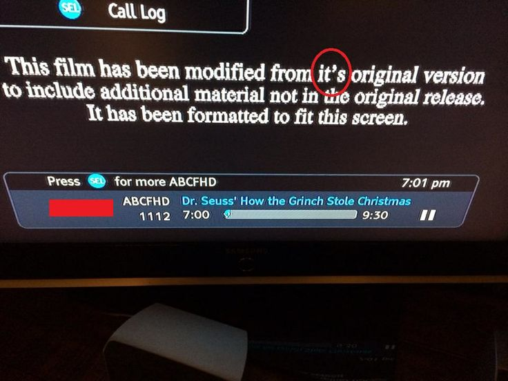 You Had One Job Disclaimer This Film Has Been Modified