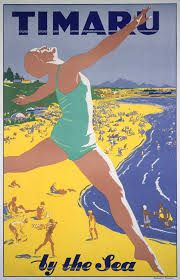 Image result for vintage posters new zealand