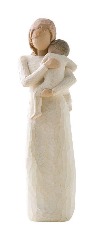 child figurines | NEW DEMDACO Willow Tree Figurine Child of My Heart w/Gift Box Mothers ...