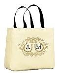Western Monogram Tote Bag $25.00