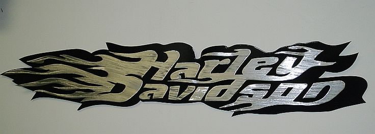 Harley Davidson Log: 17 Best Ideas About Harley Davidson Signs On Pinterest