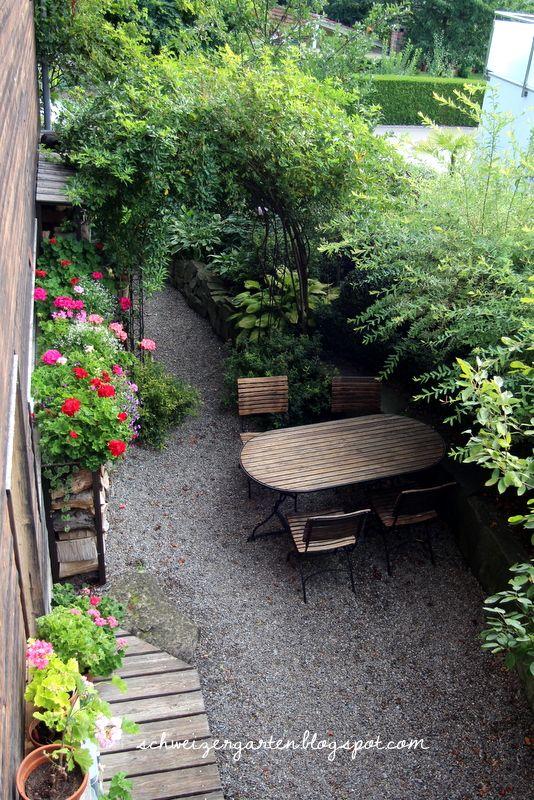 28 besten Garten Bilder auf Pinterest Gärtnern, Balkon und - gestaltungstipps terrasse im garten