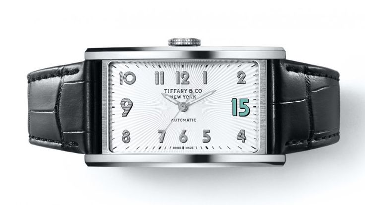 Tiffany East West automatic personalised with 15 on the dial for WorldTempus 15th anniversary.
