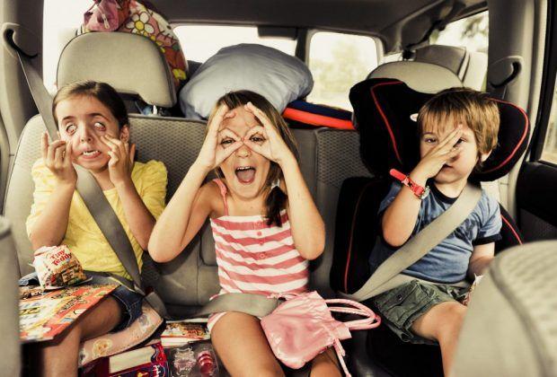 SICUREZZA DEI BAMBINI IN AUTO: GLI ERRORI PIÙ COMUNI
