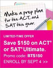 ACT Online Test Prep | Online ACT Preparation