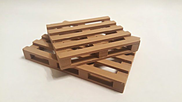 Image of Cool Things to 3D Print: Easy Pallet | Wishlist