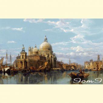 077 Собор Санта-Мария-делла-Салюте. Венеция