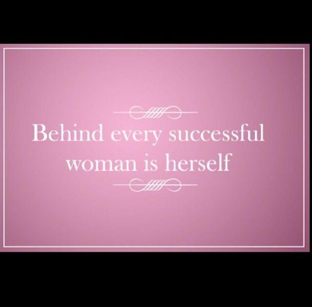 Succesful women