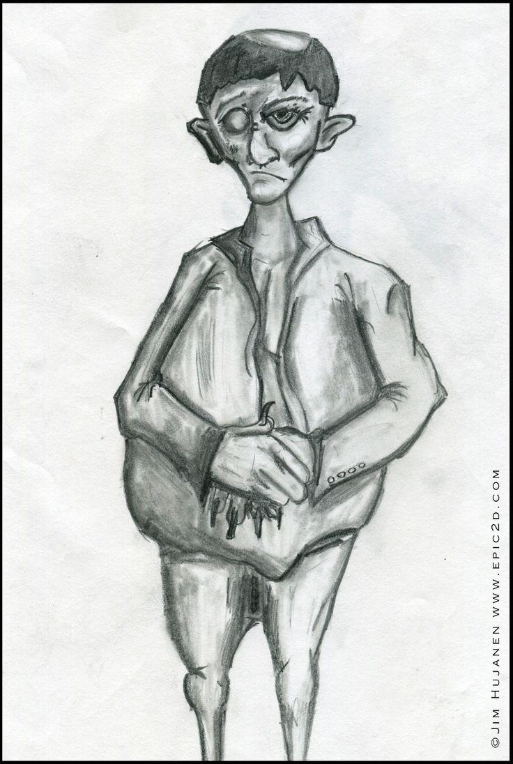 Assymetrical Monk