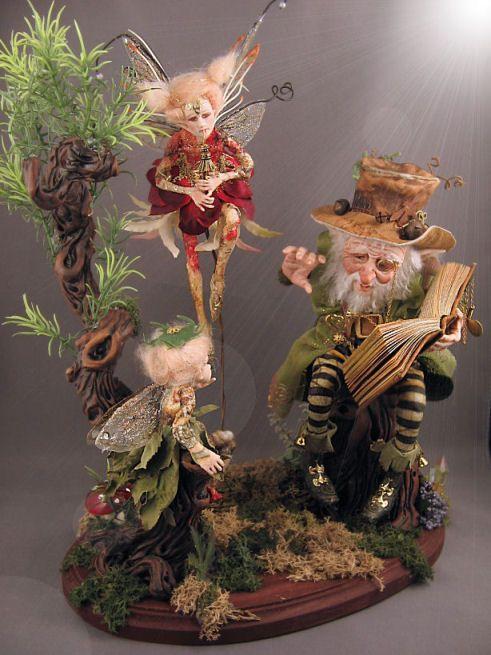 Fairystudiokallies: Dezember 2008
