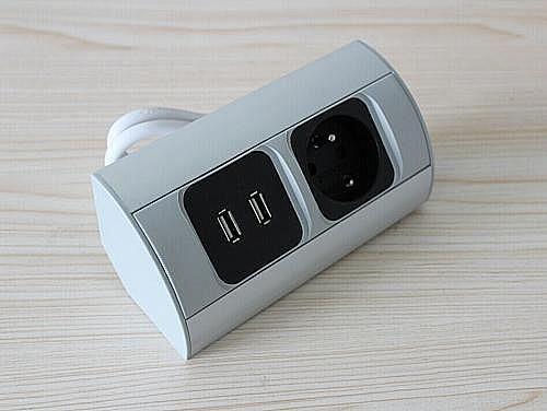 USB nabíječka dvojitá | LUCEO, s.r.o.