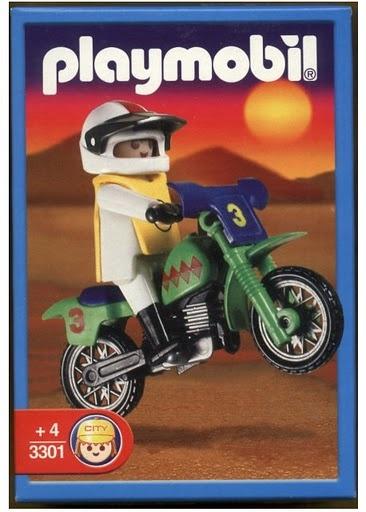 Playmobil 1-3301 Crossmotor_Antex Argentina // Available - Shipping worldwide