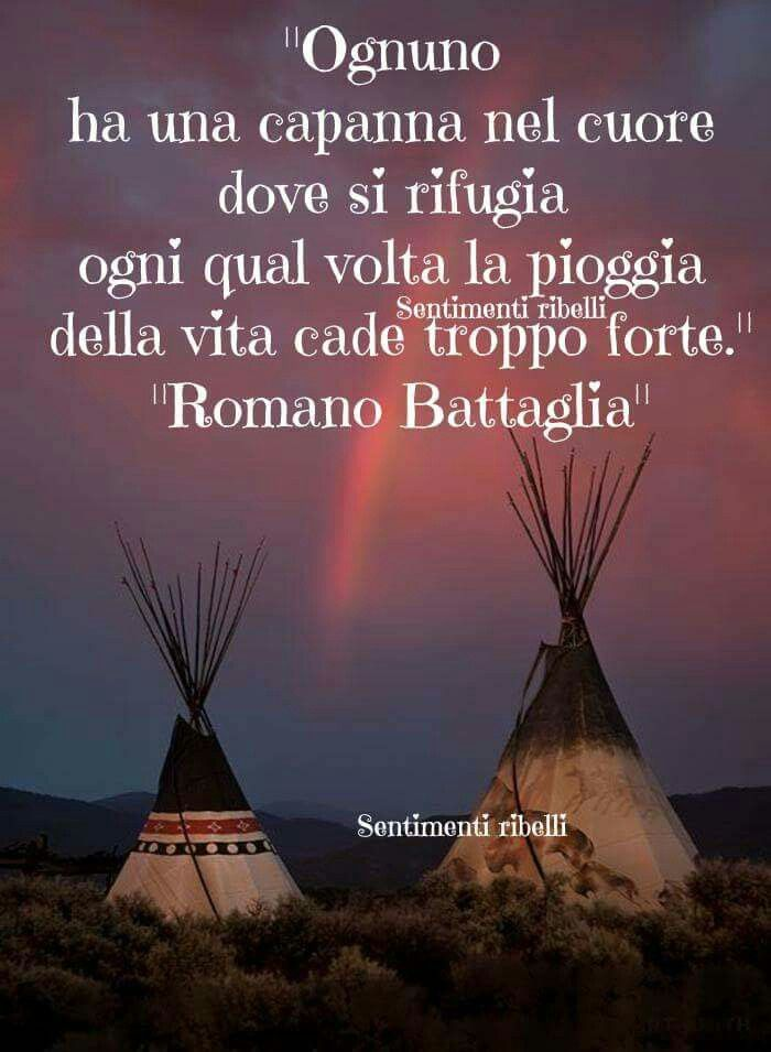 Populaire 92 best Citazioni: Romano Battaglia images on Pinterest | Life  KR83