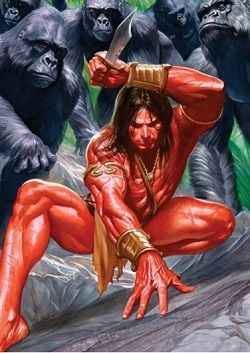 TIL Tarzan's real name is John Clayton Viscount Greystoke