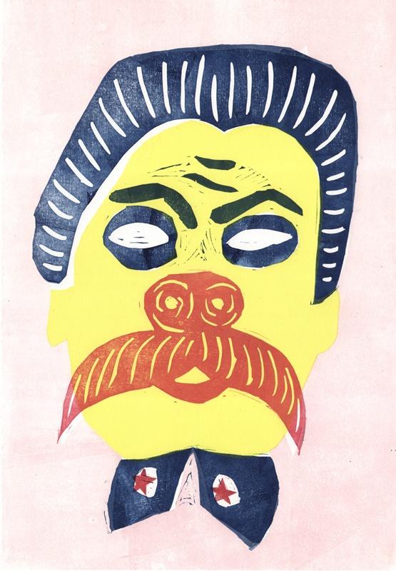 La Commedia di Arturo by Arturo , via Behance