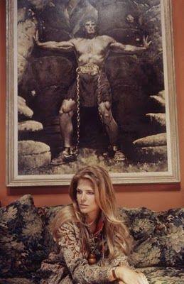 Candice Bergen 1970.