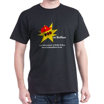 Boo to Bullies T-shirts & other Wearables, Anti-Bullying Campaign, Stop Bullying, Bullying, T-shirts about Bullying, Boo to Bullies, Cool t-shirts