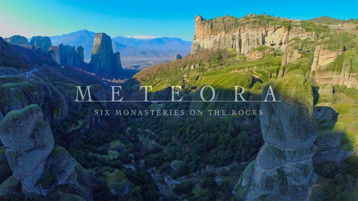 Meteora kloosters, wat een ervaring!