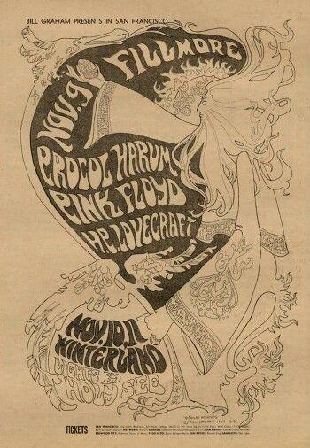 Procol Harum & Pink Floyd