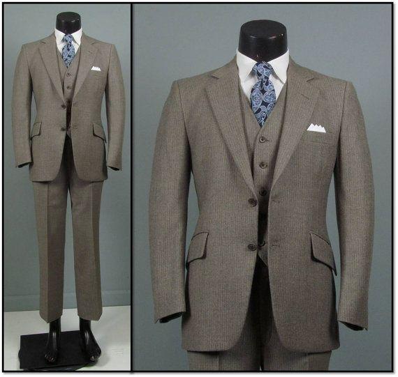 25  best ideas about Vintage men's suits on Pinterest | Vintage ...